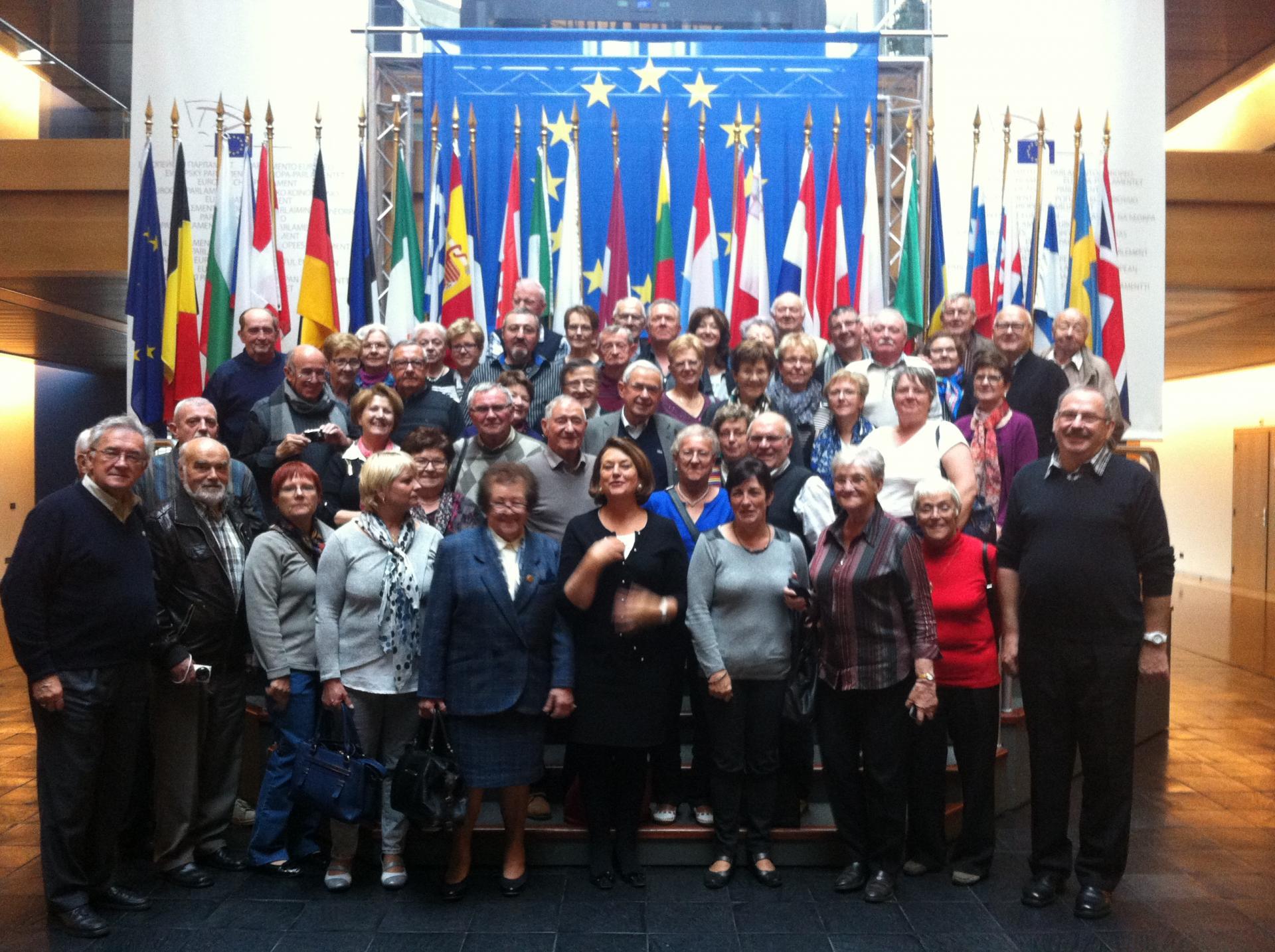2014 Parlemnt Européen